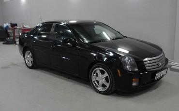 История одного Cadillac CTS