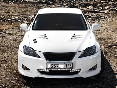 Lexus IS полная шумоизоляция салона